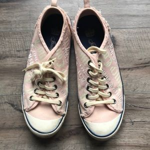 Juicy Couture Converse Sneakers